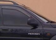 Land Rover Freelander 1998-2006 - Дефлекторы окон, комплект 2 штуки, дымчатые, EGR фото, цена