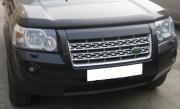 Land Rover Freelander 2007-2012 - Дефлектор капота, темный, EGR фото, цена