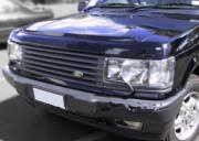 Land Rover Range Rover 1995-2001 - Дефлектор капота, темный, EGR фото, цена