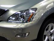 Lexus RX 2003-2009 - Защита передних фар, прозрачная, EGR  фото, цена