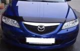 Дефлекторы боковых окон Mazda bt 50