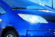 Mitsubishi Colt 2004-2008 - Защита передних фар, прозрачная, EGR  фото, цена