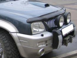Сетка в Кузов Mitsubishi l200