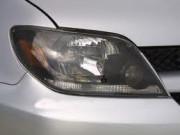Mitsubishi Outlander 2003-2004 - Защита передних фар, прозрачная, EGR  фото, цена