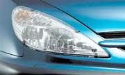 Nissan Micra 2003-2011 - Защита передних фар, прозрачная, EGR  фото, цена