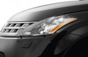 Nissan Murano 2002-2008 - Защита передних фар, прозрачная, EGR  фото, цена