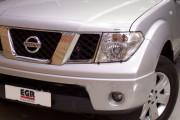 Nissan Navara 2005-2010 - Защита передних фар, прозрачная, EGR  фото, цена