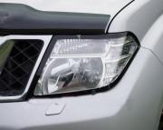 Nissan Pathfinder 2010-2014 - Защита передних фар, прозрачная, EGR  фото, цена