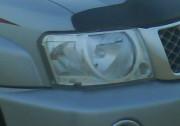 Nissan Patrol 2004-2010 - Защита передних фар, прозрачная, EGR  фото, цена