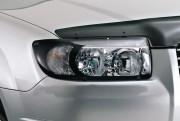 Subaru Forester 2005-2007 - Защита передних фар, прозрачная, EGR  фото, цена