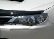 Subaru Impreza 2008-2012 - Защита передних фар, прозрачная, EGR  фото, цена
