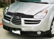 Subaru Tribeca 2004-2007 - Дефлектор капота, темный, EGR фото, цена