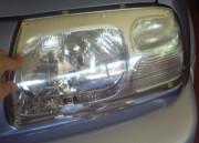 Suzuki Grand Vitara 1998-2005 - Защита передних фар, прозрачная, EGR  фото, цена