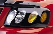 Suzuki Grand Vitara 1998-2005 - Защита передних фар, карбон, EGR фото, цена