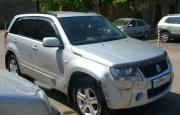 Suzuki Grand Vitara 2005-2012 - Защита передних фар, прозрачная, EGR  фото, цена