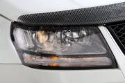 Suzuki Grand Vitara 2005-2012 - Защита передних фар, карбон, EGR фото, цена