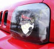 Suzuki Jimny 1999-2012 - Защита передних фар, прозрачная, EGR  фото, цена