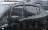 Резиновый коврик в багажник Сузуки sx4