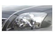 Toyota Avensis 2006-2008 - Защита передних фар, прозрачная, EGR  фото, цена