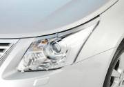 Toyota Avensis 2009-2012 - Защита передних фар, прозрачная, EGR  фото, цена