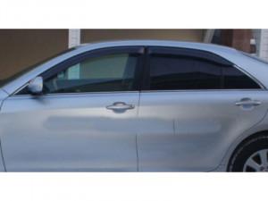 Toyota Camry 2006-2011 - Дефлекторы окон, комплект 4 штуки, темные. (EGR) фото, цена
