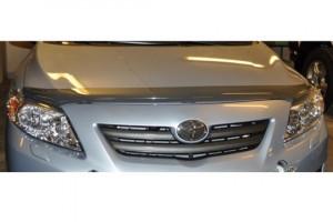 Toyota Corolla 2006-2012 - Дефлектор капота, дымчатый. EGR фото, цена