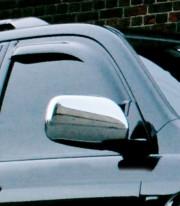 Toyota Land Cruiser Prado 2003-2008 - Дефлекторы окон, комплект 2 штуки, темные. (EGR) фото, цена
