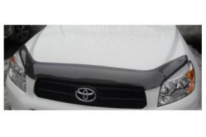 Toyota Rav 4 2006-2012 - Дефлектор капота, карбон, EGR фото, цена