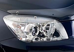Toyota Rav 4 2006-2009 - Защита передних фар, прозрачная, EGR  фото, цена