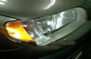 Volvo S60/S80 2007-2012 - Защита передних фар, прозрачная, EGR  фото, цена
