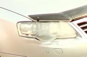 Volkswagen Passat 2006-2010 - Защита передних фар, прозрачная, EGR  фото, цена