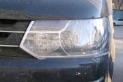 Volkswagen T5 2010-2012 - Защита передних фар, прозрачная, EGR  фото, цена