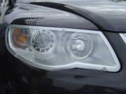 Volkswagen Touareg 2007-2010 - Защита передних фар, прозрачная, EGR  фото, цена