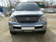 Lexus GX 2003-2008 - Дефлектор капота (мухобойка). FORMFIT фото, цена