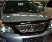 Lexus RX 2003-2009 - Дефлектор капота. (FORMFIT) фото, цена