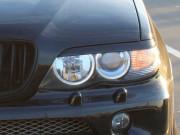 BMW X5 1999-2006 - (E53) Реснички на фары. фото, цена