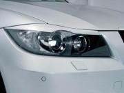 BMW 3 2006-2011 - (E90) Реснички на фары. фото, цена