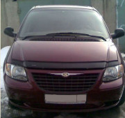 Chrysler 300M 1998-2004 - Дефлектор капота (мухобойка), VIP Tuning фото, цена