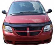 Dodge Grand Caravan 1995-2001 - Дефлектор капота (мухобойка), VIP Tuning фото, цена