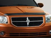 Dodge Grand Caravan 2001-2008 - Дефлектор капота (мухобойка), VIP Tuning фото, цена