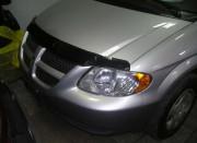 Dodge Grand Caravan 2007-2010 - Дефлектор капота (мухобойка), VIP Tuning фото, цена