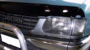 Isuzu Rodeo 1998-2003 - Дефлектор капота (мухобойка), VIP Tuning фото, цена