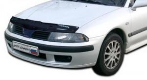 Mitsubishi Carisma 1996-2000 - Дефлектор капота (мухобойка), VIP Tuning фото, цена