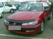 Peugeot 406 1999-2012 - Дефлектор капота (мухобойка), VIP Tuning фото, цена
