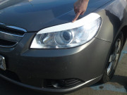 Chevrolet Epica 2006-2010 - Реснички на фары  к-т 2 шт. фото, цена