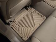 Acura MDX 2007-2013 - Коврики резиновые, задние, бежевые. (WeatherTech) фото, цена