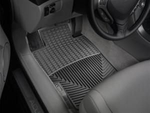 Acura TL 2004-2008 - Коврики резиновые, передние, черные. (WeatherTech) фото, цена