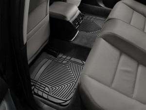 Acura TL 2004-2010 - Коврики резиновые, задние, черные. (WeatherTech) фото, цена
