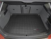Audi A3 2006-2013 - Коврик резиновый в багажник, черный. (WeatherTech) фото, цена