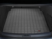 Audi A5 2008-2019 - (Coupe) Коврик резиновый в багажник, черный. (WeatherTech) фото, цена